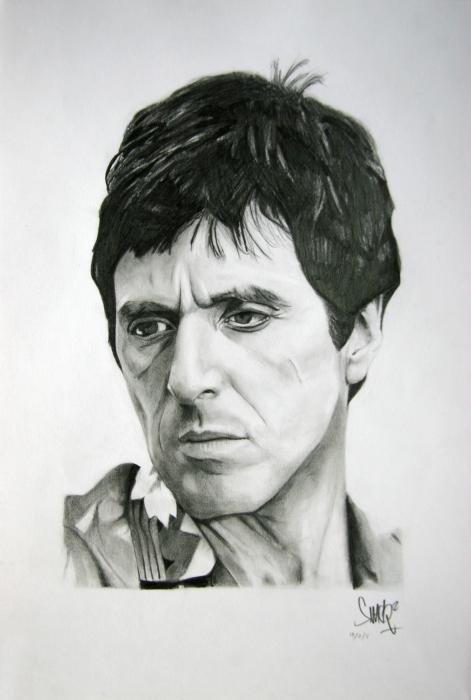 Al Pacino by MIKA.SMACK